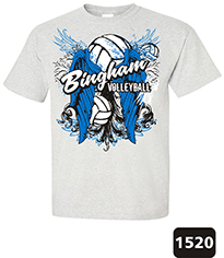 volleyball t shirts and hoodies design listing